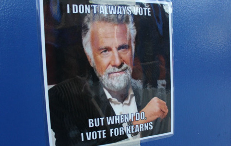 Student Council Elections Today