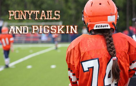 Ponytails and Pigskin