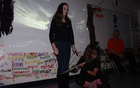 Thrills and Chills at Poetry and Toads