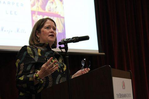 TBS Welcome Harper Lee Biographer Marja Mills to Campus