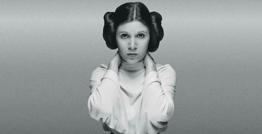 Carrie+Fisher+was+best+known+for+her+role+as+Princess+Leia+Organa+in+the+Star+Wars+films.