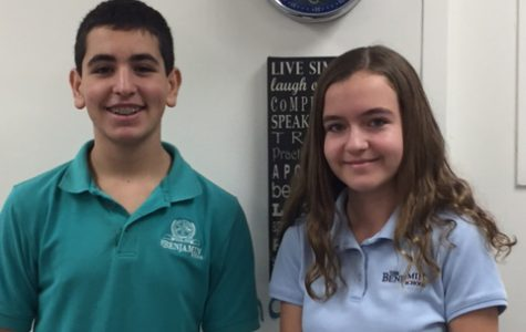 Middle School Holds Class Spelling Bees