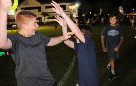 BIG All-School Event a Success Despite Storms