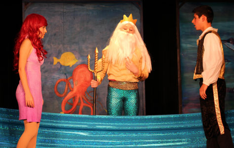 "Production of ""The Little Mermaid Jr."" Goes Swimmingly"