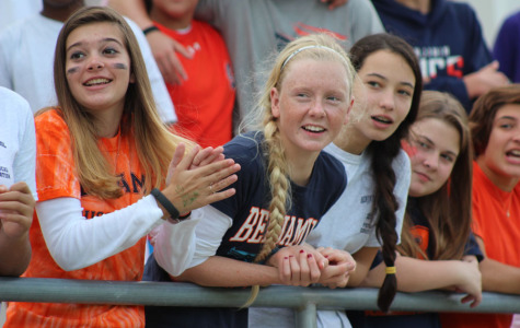 Pep Rally Primes Students for Second Semester