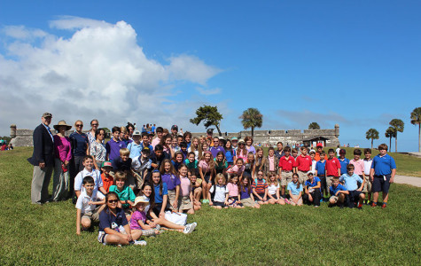 Students Relive the Past in Trip to St. Augustine