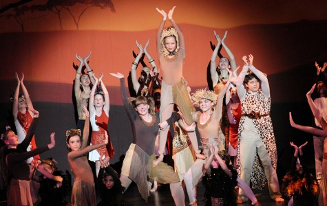 Annual Variety Show Holds First Performances in Benjamin Hall