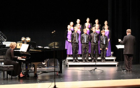 Middle School Talents on Display at Spring Music Festival