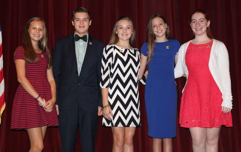 Briley Crisafi Elected Student Council President