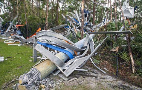 Tornado Tears Through Upper School