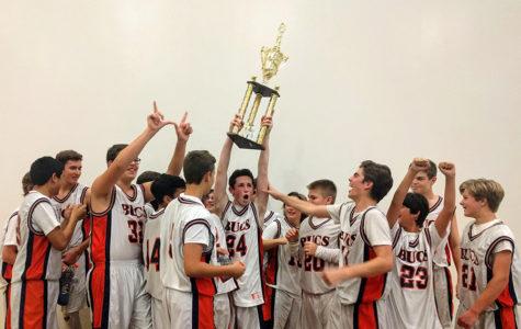Boys' Eighth and Sixth-Grade Basketball Teams Go Undefeated