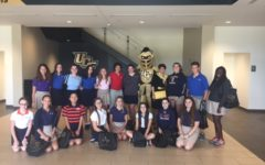 Student Council Heads to College on UCF Trip