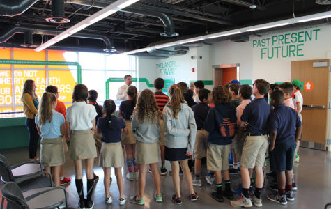 Sixth Grade Takes Trip to Solid Waste Authority
