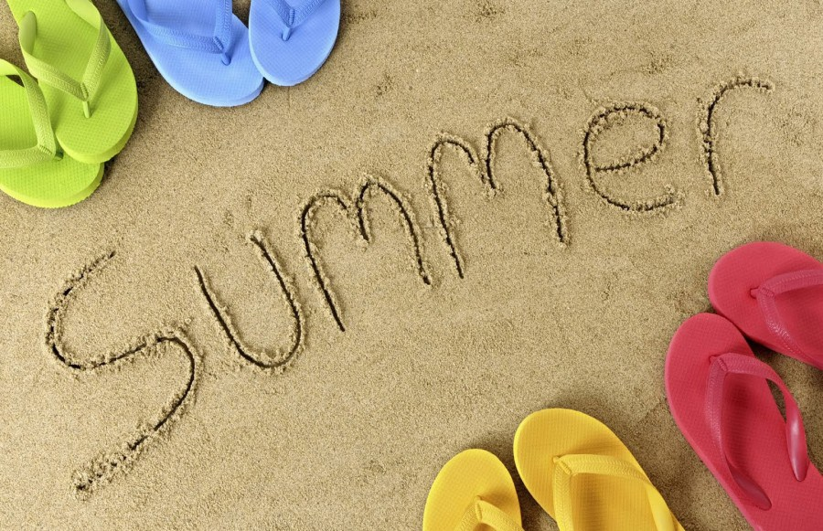 Many+students+and+faculty+are+looking+forward+to+their+summer+plans.
