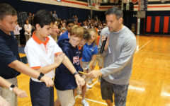 Pep Rally Kicks off Year on Positive Note