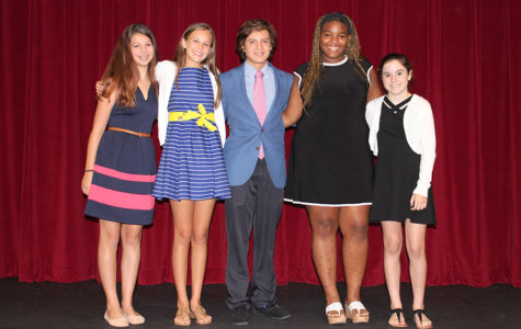 Middle School Elects New Student Council President