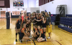 Bucs Bump St. Mark's to Take Volleyball Title