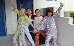 Students Take Advantage of Spirit Week with Festive Fashion