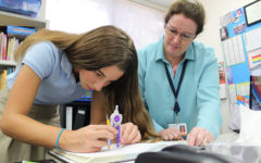 Middle Schoolers Take Advantage of Student-Led Conferences