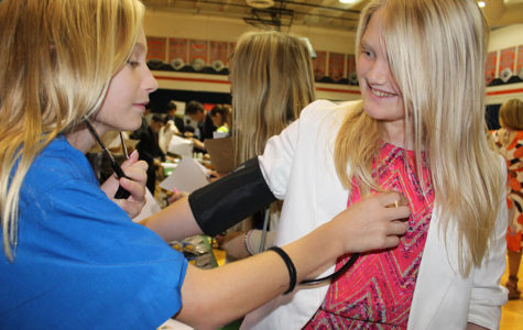 Career Day Preps Students for College and Beyond
