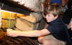 Sixth Graders Set Upon St. Augustine