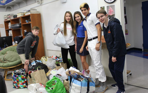 Students Still Helping Hurricane Victims Via Shoe Donations