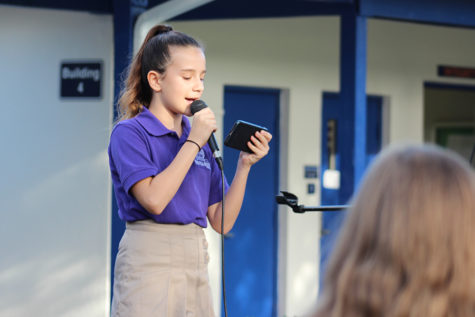 Middle School Hosts Second Annual TEDx Event
