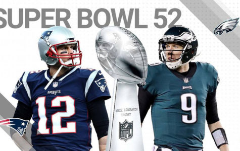 Quarterbacks Tom Brady (left) and Nick Foles will battle for the Lombardi Trophy this Sunday. New England and Philadelphia will face off in the Super Bowl for the second time. In Super Bowl XXXIX, Brady and the Patriots beat  Donovan McNabb and the Eagles 24-21.