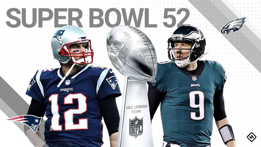 watch 238e1 e9635 Super Bowl LII Preview – The Neersyde