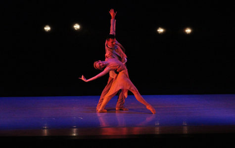"Eighth Graders, Dancers Treated to ""Gatsby"" Ballet at Benjamin Hall"