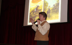 "Son of ""A Land Remembered"" Author Visits TBS"