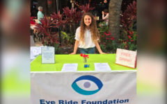 Eighth Grader's Organization Helps the Visually Impaired