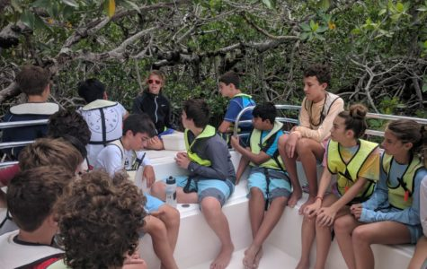 Keys Trip Delivers Hands-On Experience for Seventh Graders