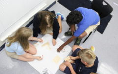 Students Put Themselves in Ancient Peoples' Shoes