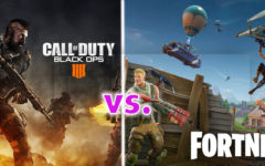 Fortnite vs. Call of Duty Black Ops 4