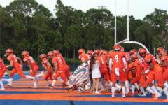Food, Football, and Fun at Homecoming Game