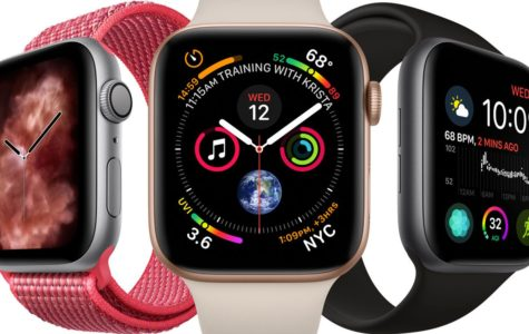 Time's Up for Apple Watches