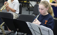 Eighth Grader Selected for All-State Band