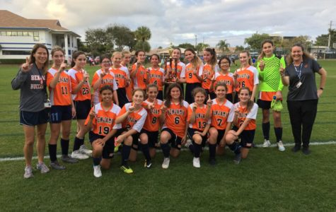 Dynasty: Girls' Soccer Team Nabs Seventh Title in Nine Years