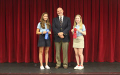 Eighth Grader Emilie Dubiel Wins Spelling Bee