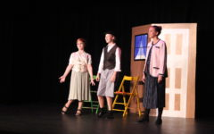 "Musical Theater Students Bring ""Music Man"" to Life"