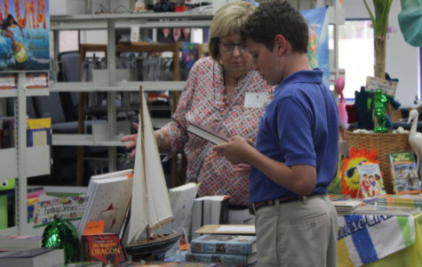 Book Fair Comes Back to Campus