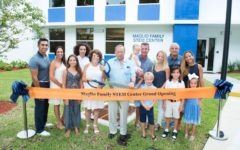 Maglio Family STEM Center Opens to Great Fanfare