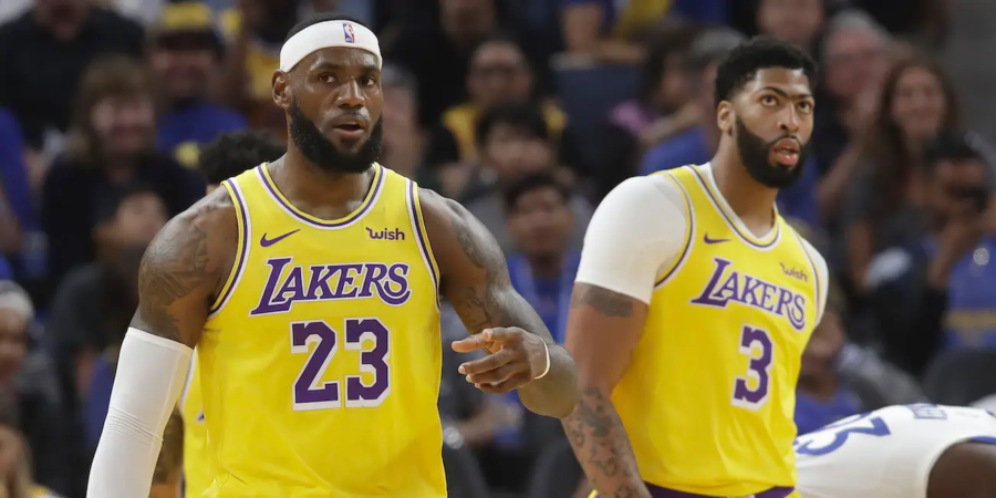 LeBron James and Anthony Davis's much anticipated first season together is about to begin, and getting a championship for the Los Angeles Lakers is the only thing on their mind (and maybe Taco Tuesday).