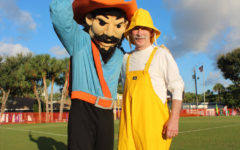 Students Enjoy Second Annual Buc-O-Ween Celebration