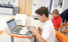Students Engineer Mini Amusement Park Rides in Science