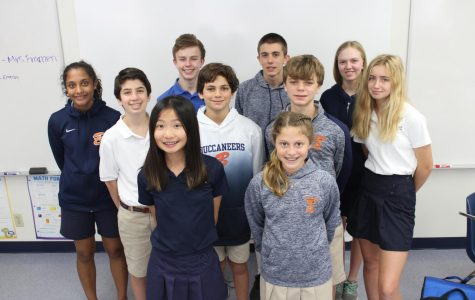Students Have Impressive Showing at MATHCOUNTS Competition