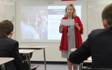 Career Day Offers Students Exciting Opportunities