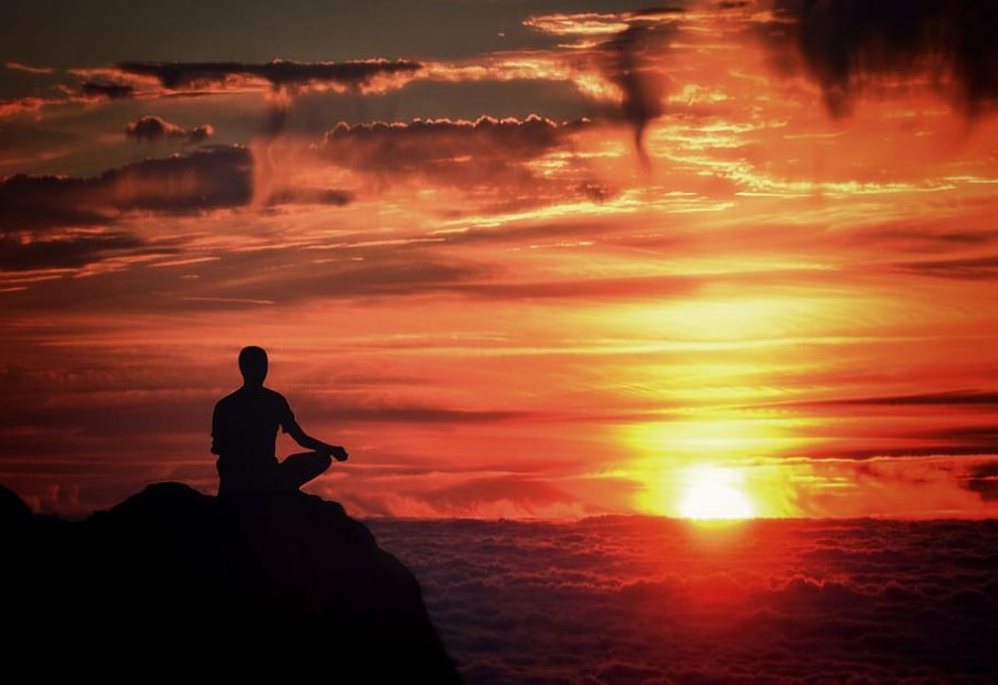 Coronavirus Causing Stress? Try Meditation