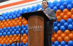 Mr. Fanjul, seen here speaking at the opening of the Maglio Family Stem Center last year, has put together Thursday